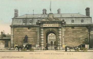 Paris 13 – Le concierge de la Salpétrière