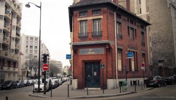 Paris 15 – Les bains douches Castagnary