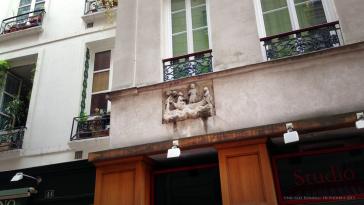 Paris 05 – La plus ancienne enseigne de Paris