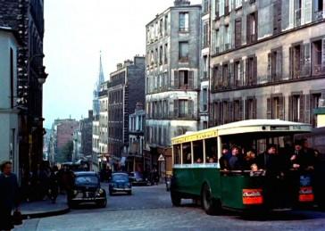 Paris 20 – La rue de Ménilmontant