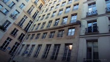 Paris 01 – Le gratte ciel Louis XVI