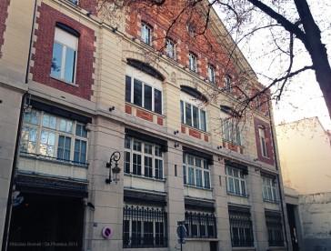 Paris 17 – Une centrale rue des Dames