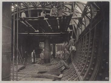 Caisson de traversée de la Seine (ligne 4)