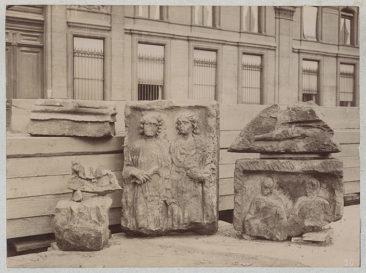 Découvertes médiévales sur l'Île de la Cité