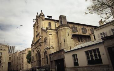 Paris 14 – Notre Dame du Travail