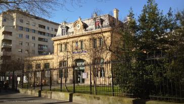 1859 – La Gare de Reuilly