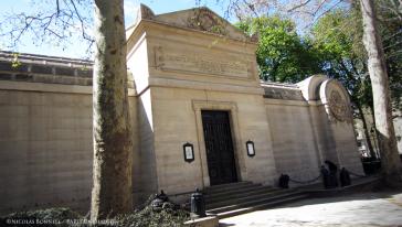 Paris 08 – La chapelle expiatoire Louis XVI