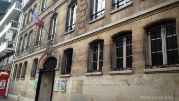 Paris 14 – L'ancienne École Polonaise de Montparnasse