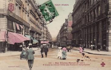 1858 – Rue Étienne Marcel