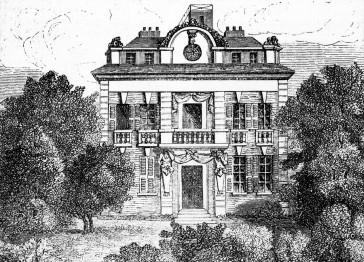 1882 – La mort du Château Rouge