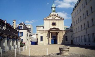 Paris 12 – Le cimetière de Picpus