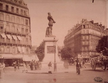 Paris 05 – La place Maubert