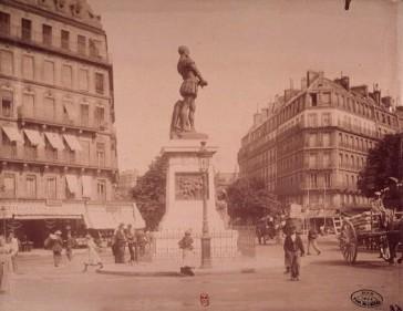 Paris 05 – La place Maubert