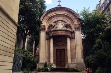 Paris 05 – L'église Saint-Ephrem