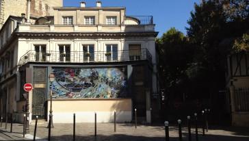 Paris 09 – Le Théâtre Rond