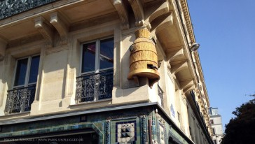 Paris 01 – La ruche de Rambuteau