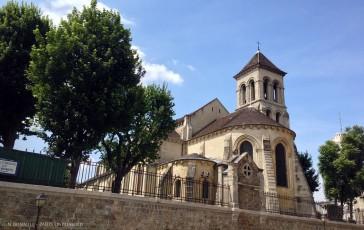 Paris 18 – Saint Pierre de Montmartre