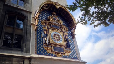 Paris 04 – La plus ancienne horloge de Paris