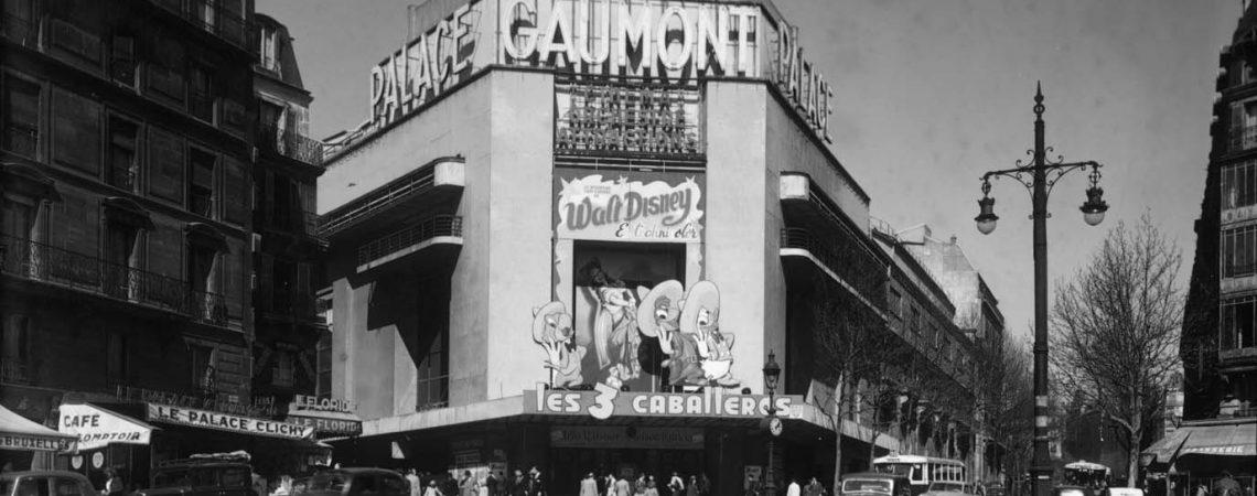 Paris 18 – L'Hippodrome et le Gaumont Palace