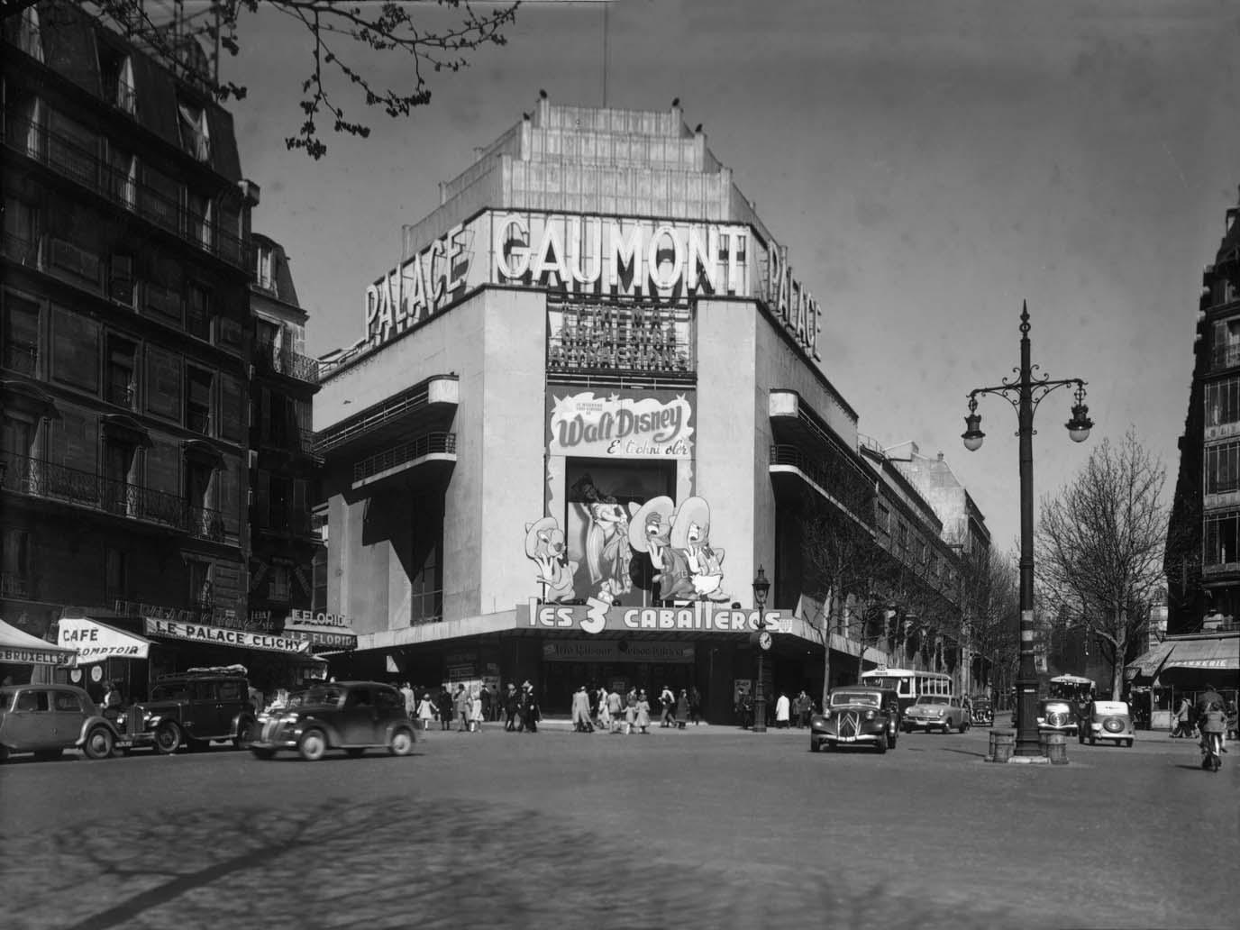 Paris 18 L Hippodrome Et Le Gaumont Palace Paris Unplugged