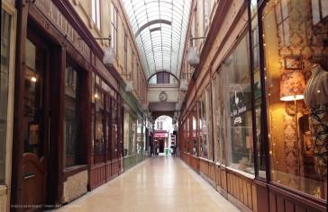 Paris 02 – Le passage du Bourg l'Abbé