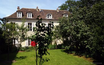 Paris 18 – La plus vieille maison de Montmartre